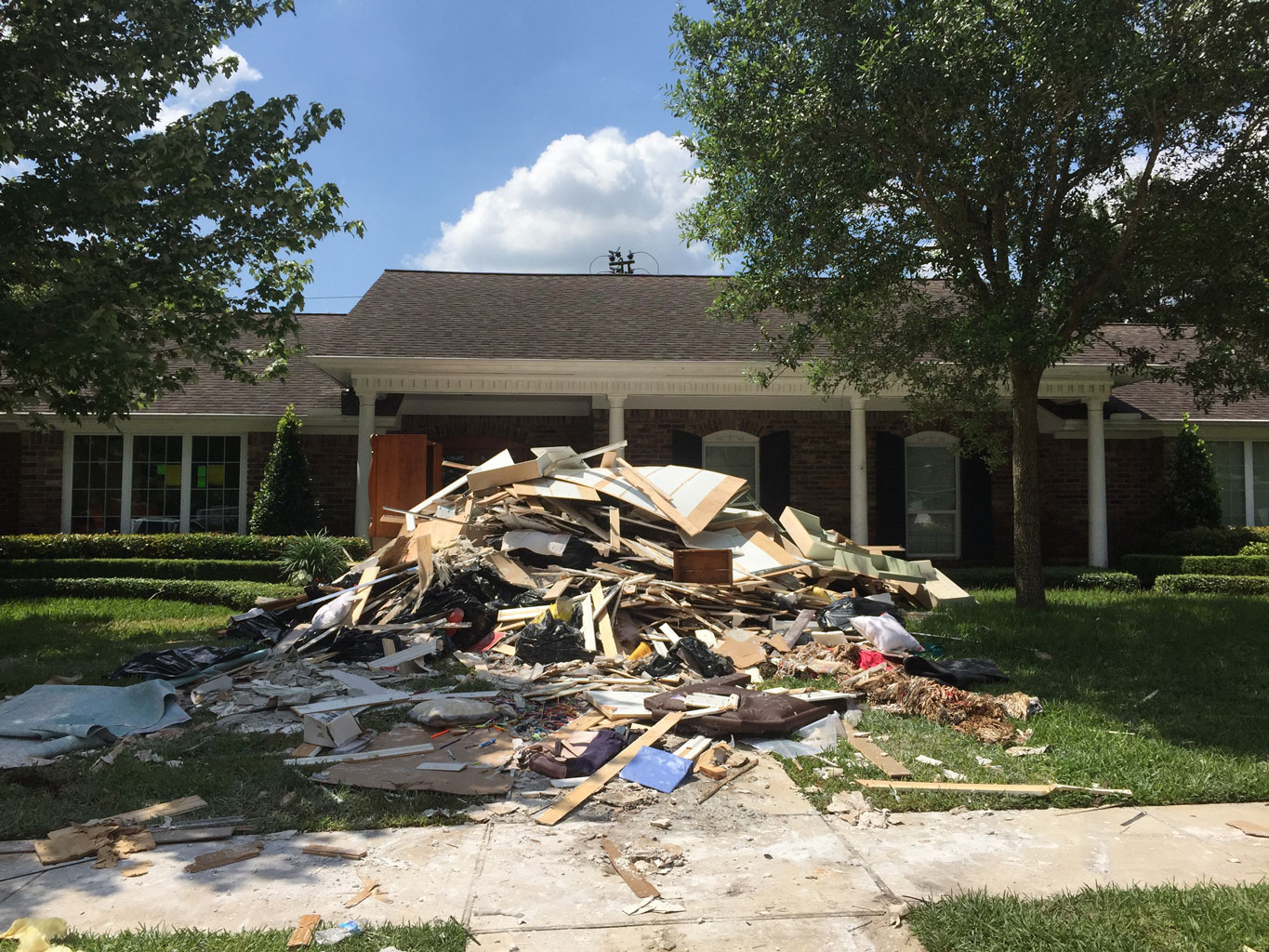 Texas Flood Damage Claim Experts